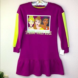 Princess Dress Size Small (6-6X) NWT